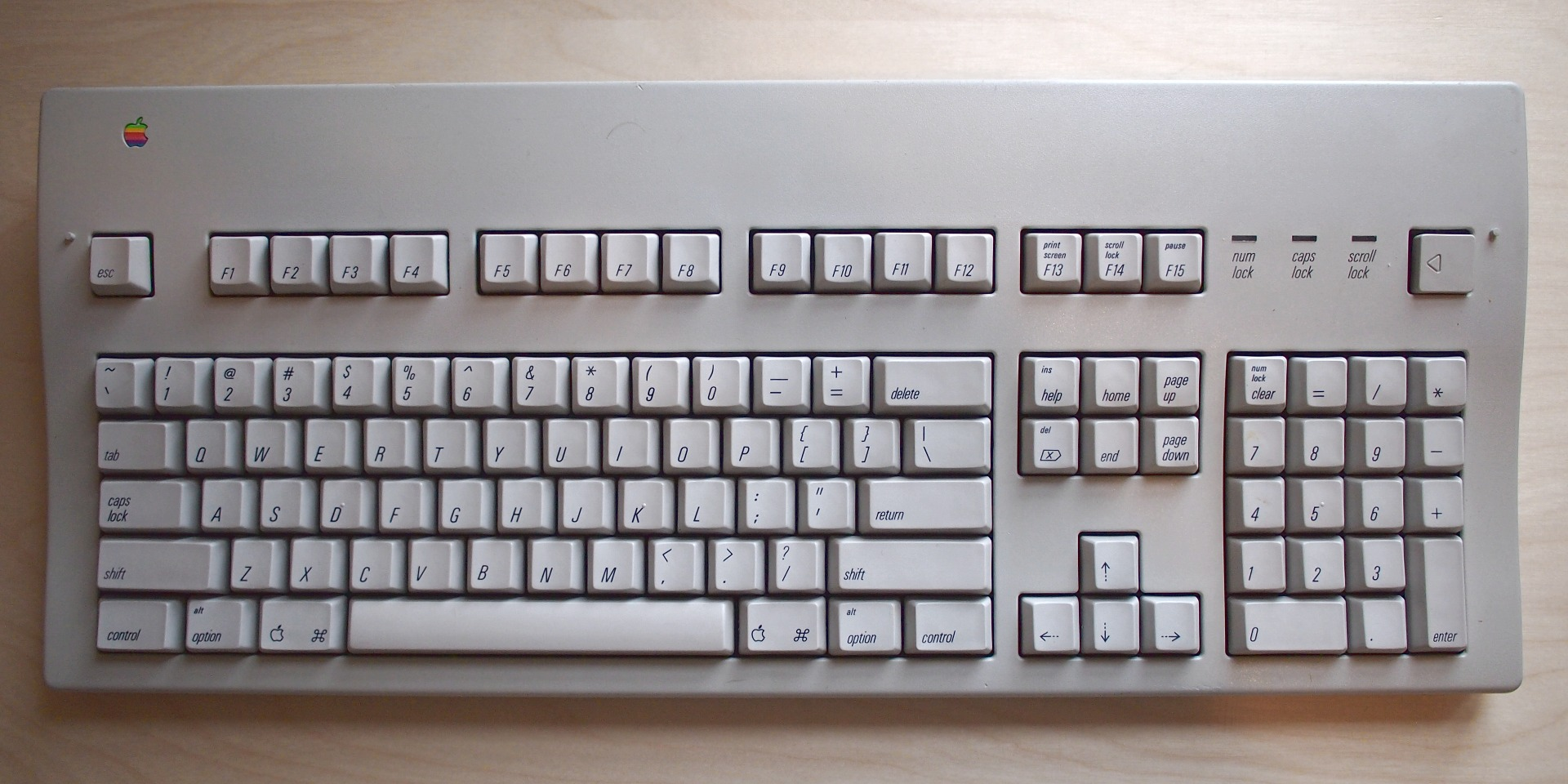 Apple Extended Keyboard Ii Usb Conversion